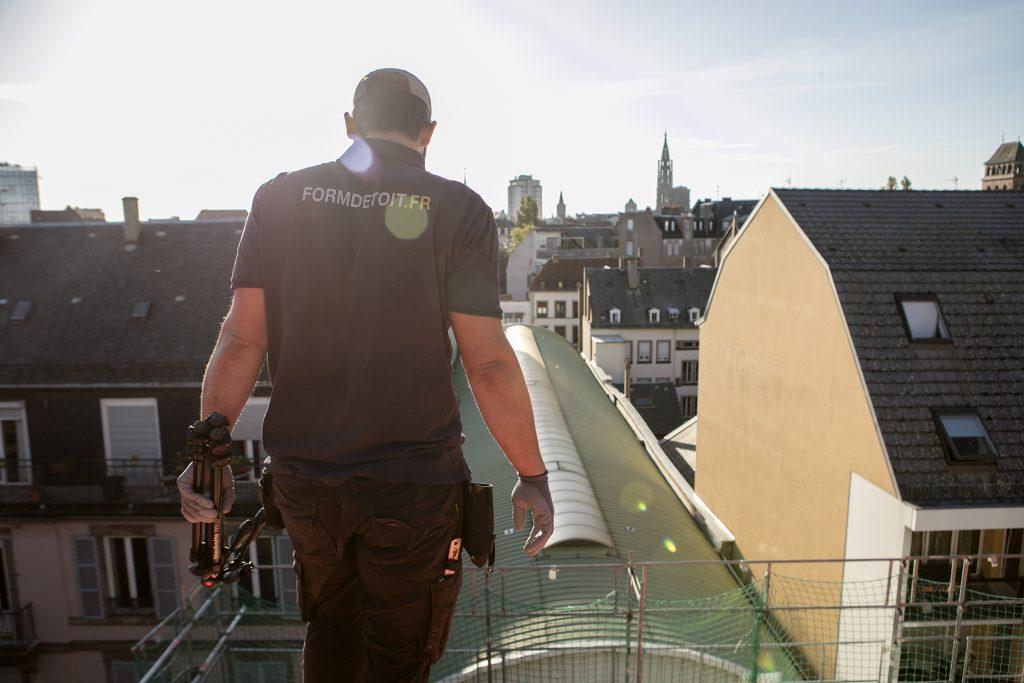 couvreur-zingueur Strasbourg