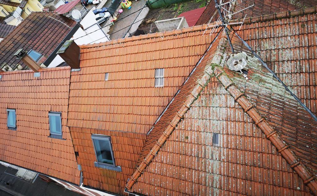 entretien de toiture en tuile plate